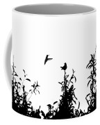 Hummingbird Silhouettes #1 Coffee Mug