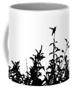 Hummingbird Silhouettes #2 Coffee Mug