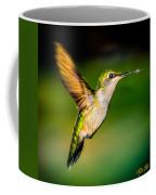 Hummingbird Sparkle Coffee Mug