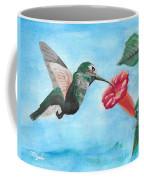 Hummingbird Trumpet Coffee Mug
