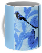 Hummingbird Urban Street Art Coffee Mug