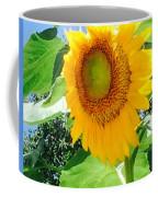 Humongous Sunflower Coffee Mug