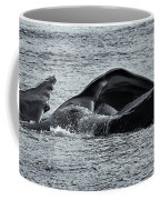 Humpback Fishing Coffee Mug