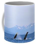 Humpback Pectoral Fins Coffee Mug