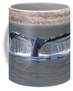 Humpback Whale Fluke Coffee Mug