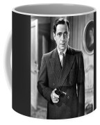 Humphrey Bogart As As Gangster Gloves Donahue All Through The Night 1941 Coffee Mug