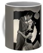 Humphrey Bogart Ava Gardner The Barefoot Contessa Collage 1954-2016 Coffee Mug