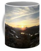 Humphreys Basin Sunset Coffee Mug
