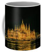 Hungarian Parliament  Coffee Mug