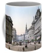 Hungary: Budapest, C1895 Coffee Mug