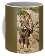 Hunger Tiger Coffee Mug