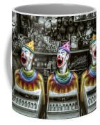 Hungry Clowns Coffee Mug