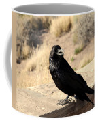 Hungry Crow Coffee Mug
