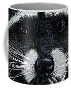 Hungry Raccoon Coffee Mug