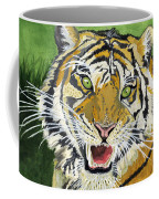 Hungry Tiger Coffee Mug