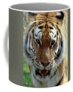 Hungry Tiger Coffee Mug