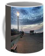 Hunstanton At 5pm Today  #sea #beach Coffee Mug