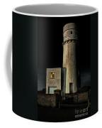 Hunstanton Lighthouse At Night Coffee Mug