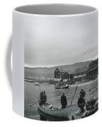 Hunt For Pilot Whales At Torshavn Coffee Mug