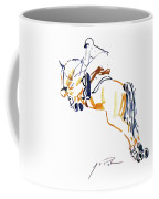 Hunter Jumper 1 Coffee Mug