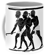 Hunters  Coffee Mug by Michal Boubin
