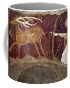 Hunting, 12th Century Coffee Mug