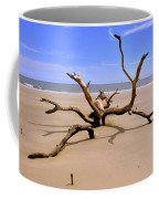 Hunting Island Beach Beaufort Sc Coffee Mug