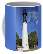 Hunting Island Lighthouse South Carolina Coffee Mug