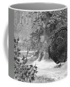 Hunting: Wild Turkey, 1886 Coffee Mug