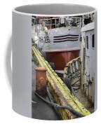 Husavik Boats Iceland 3741 Coffee Mug