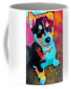 Husky 3 Coffee Mug