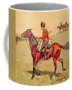 Hussar Russian Guard Corps Coffee Mug