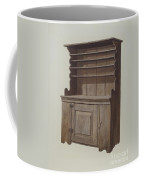 Hutch Dresser Coffee Mug
