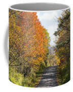 Huyck Preserve Fall Coffee Mug