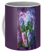 Hyacinth In Hyacinth Vase 1 Coffee Mug