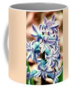 Hyacinth Photo Manipulation  Coffee Mug