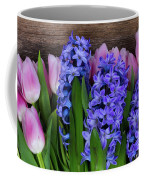 Hyacinths And Tulips II Coffee Mug