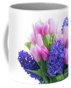 Hyacinths And Tulips  Coffee Mug