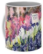 Hyacinths Coffee Mug