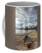 Hyde St.pier, San Francisco Coffee Mug