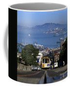 Hyde Street Cable Car 1978 Coffee Mug