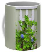 Hydrangea Blooming In October Coffee Mug