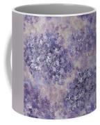 Hydrangea Blossom Abstract 1 Coffee Mug