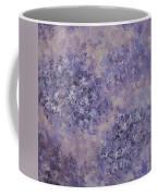 Hydrangea Blossom Abstract 2 Coffee Mug