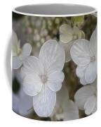Hydrangea Fractalius Coffee Mug