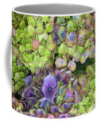 Hydrangea  One Coffee Mug