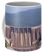 Hydroelectric Power Plants On River Coffee Mug