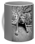 Hyena On The Wall Coffee Mug