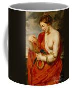 Hygeia - Goddess Of Health Coffee Mug