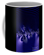 Hypnotique Blue Coffee Mug